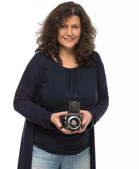 Simone Naumann, Fotografin, im Montagstinterview