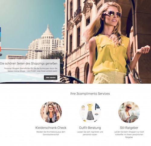 3compliments: Die Online-Stilberatung