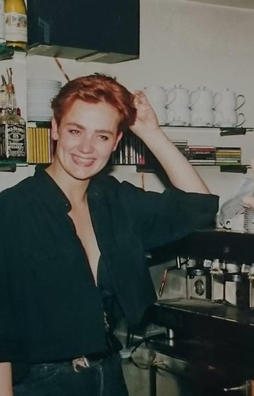 Barbara Bresser, Barfrau