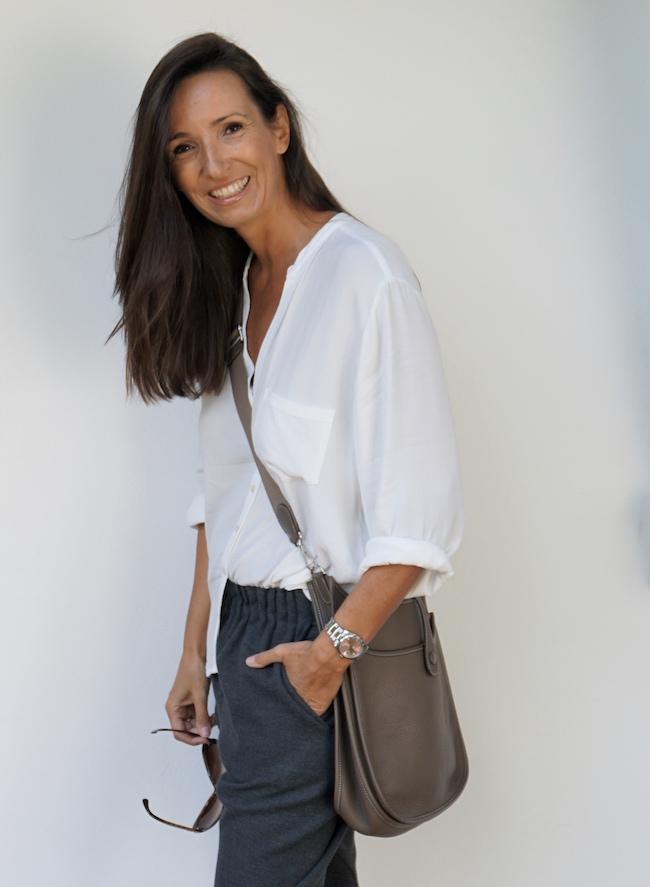 Cosmopolitin, Fashionista, Lifestyle-Bloggerin: Texterella spricht mit Beate Finken Christmann über Mode, Aussehen und das Leben.