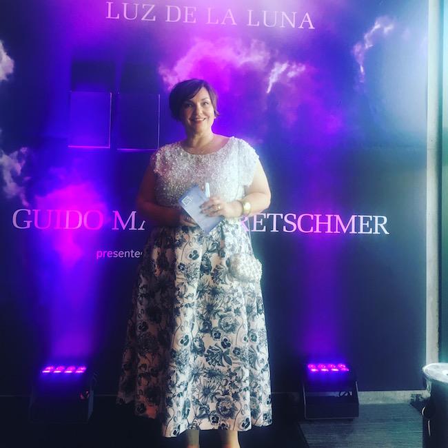 Auf der Fashionshow Luz de la Luna von Guido Maria Kretschmer