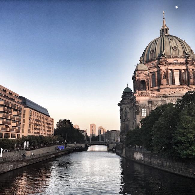 Warum der Berliner Sommer eine Herzensangelegenheit ist, der Regenwetter nichts antun kann.