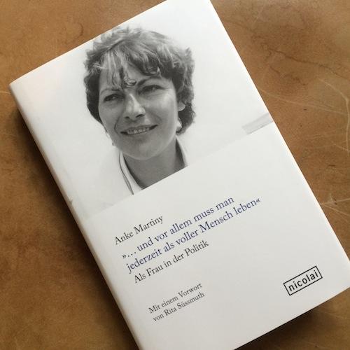 Anke Martiny: