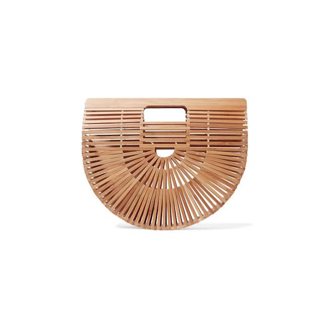Tasche aus Bambus von Cult Gaia