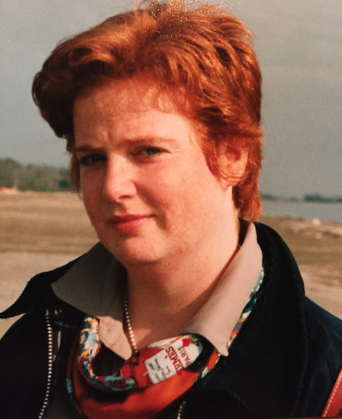Catharina liebt Tücher, 1998
