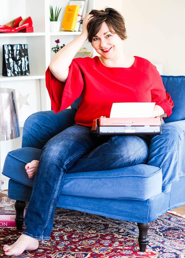 Linktipps für Schreiberinnen.Vom Flow, vom Schreibglück und wie man Hindernisse zur Seite räumt.