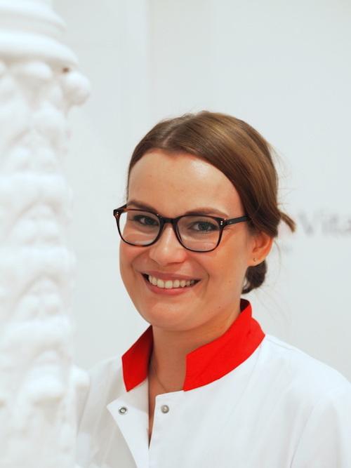 Fachkosmetikerin Susanne Hoffmann