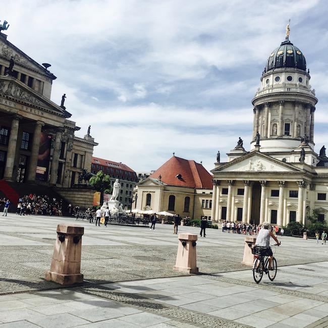Gendarmenmarkt - der schönste Platz Berlins.