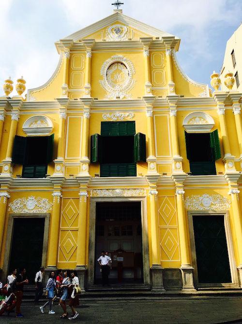 Kirche in Macao