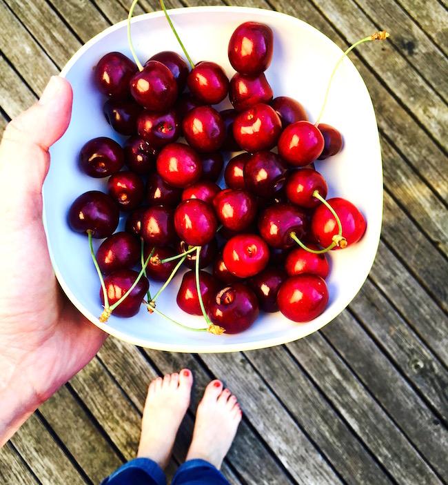 Kirschzeit! So schmeckt der Sommer!