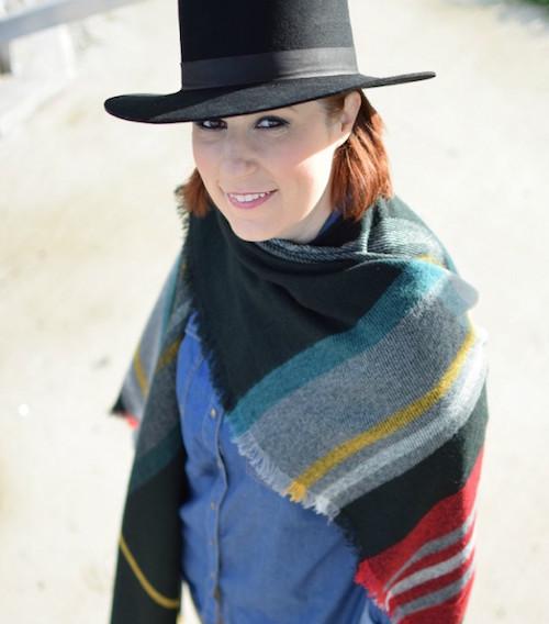 Modebloggerin Kirsten Wick, 44
