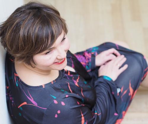 Plussize-Mode von Anna Scholz