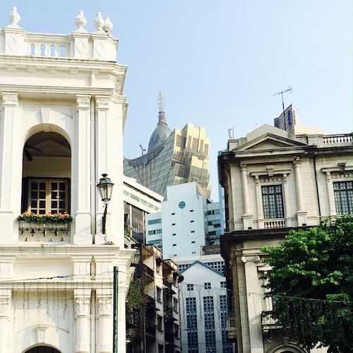 Macao: Mix aus Alt und Neu