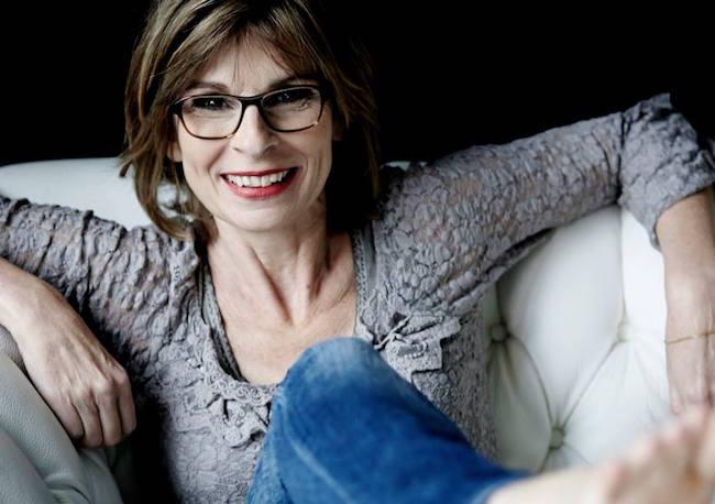 Maria Bachmann. Schauspielerin, Autorin, Coach. Bei Texterella spricht sie über Mode, Aussehen und ihr Leben.