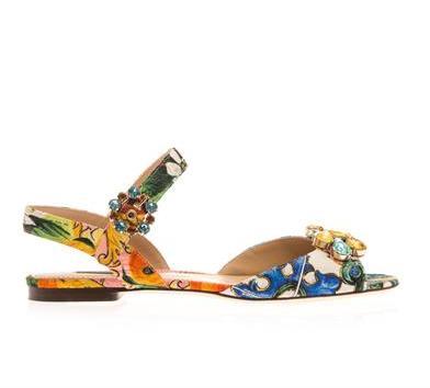 Sandalen von Dolce & Gabbana