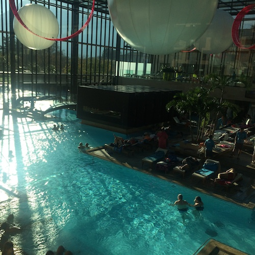 Die Therme in Meran