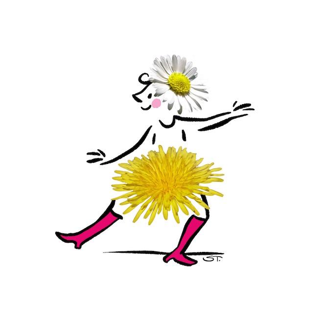 Muttertag! Was er für mich bedeutet - und für dich vielleicht auch. Illustration: Susanne Taggruber.