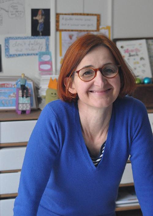 Nathalie Bromberger, Autorin, Illustratorin, Verlegerin
