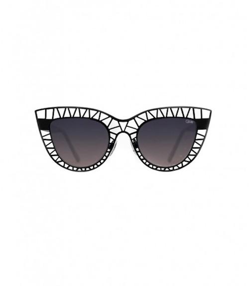 Sonnenbrille von Quay: Steel Cat