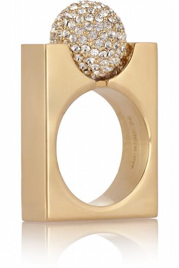 Ring aus der Serie Darcey von Chloé