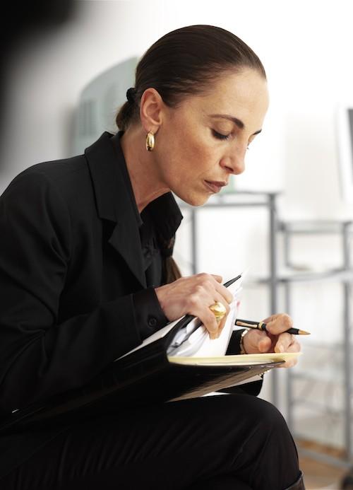 Sabina Wachtel im Business