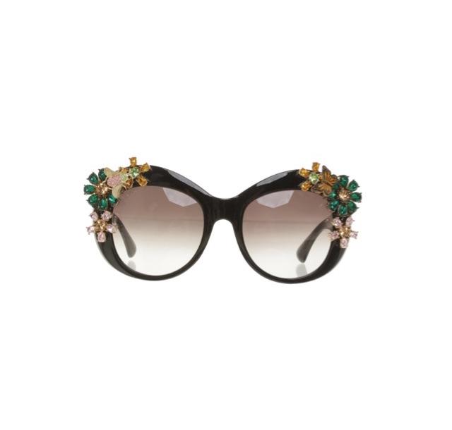 Sonnenbrille von Dolce & Gabbana.