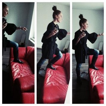 Lieblingsstück: ein Mantel von Stella McCartney