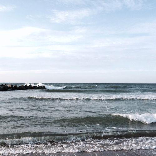 Darß: Strand bei Ahrenshoop