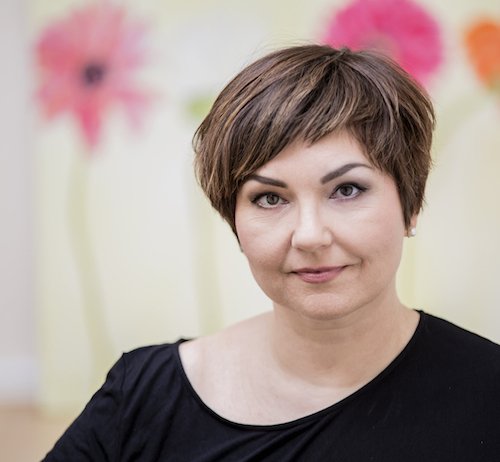 Susanne Ackstaller aka Texterella: Texterin, Bloggerin, Kolumnistin.