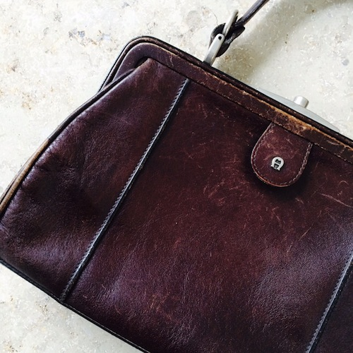 Vintage-Tasche von Etienne Aigner