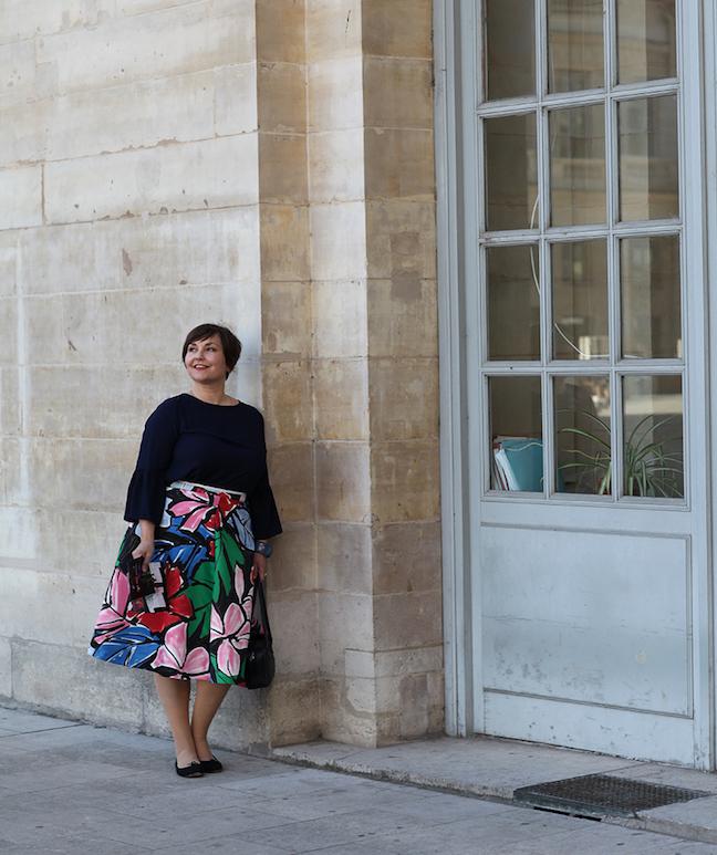 Texterella auf der Fashionweek