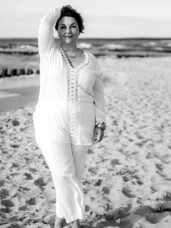 So schön und erholsam ist der Darß! Am Strand von Ahrenshoop fühle ich vor allem eines: das süße Nichts.