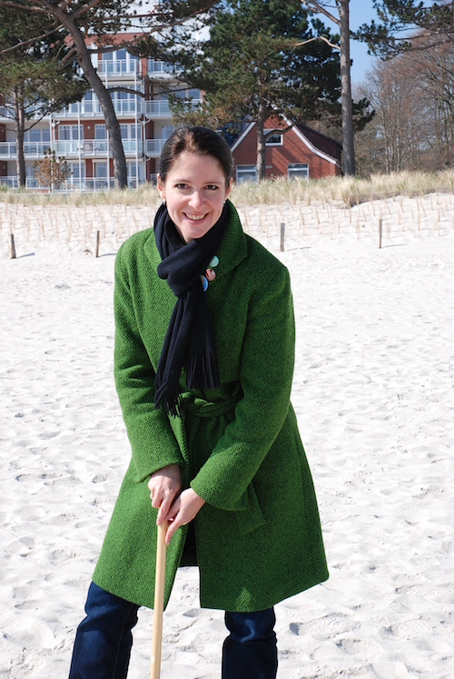 Im grünen Mantel. 2012