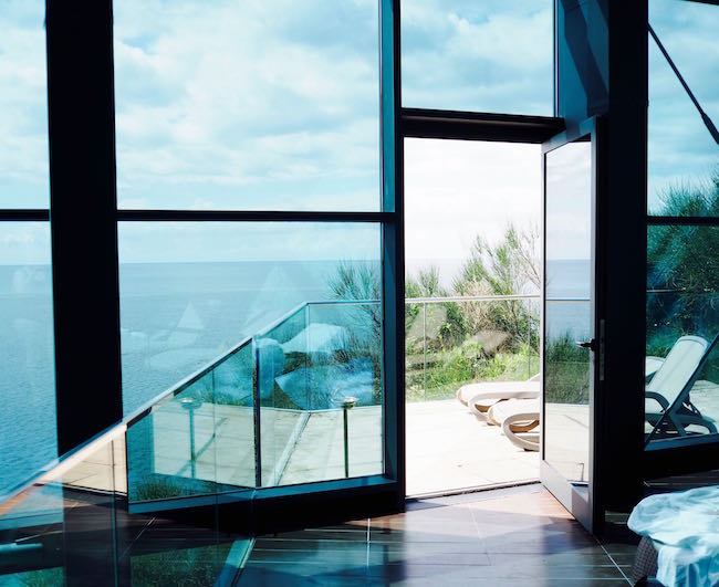 Entspannung, Wellness und Spa im Grand Hotel Bernardin