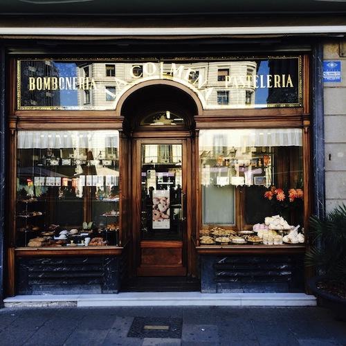 Barcelona Bäckerei