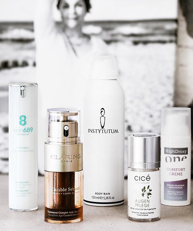 Highdroxy, Cicé, Clarins, Instytutum, skin689: Fünf Beautyprodukte und fünfmal Werbung aus Begeisterung
