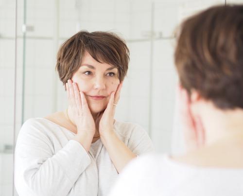 Meine tägliche Pflegeroutine: vier Schritte zu schöner Haut.