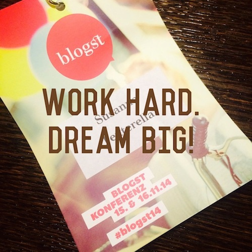 blogst14: Work hard. Dream big!