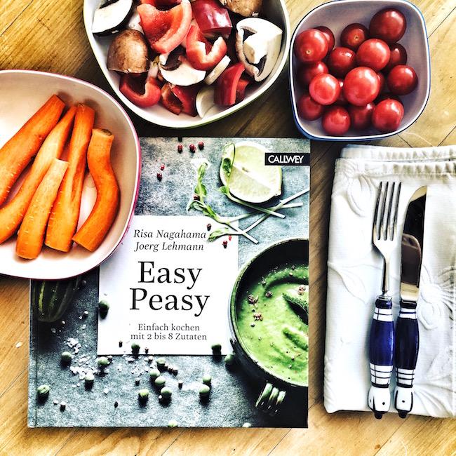 EasyPeasy - noch einfacher geht vegan nicht!