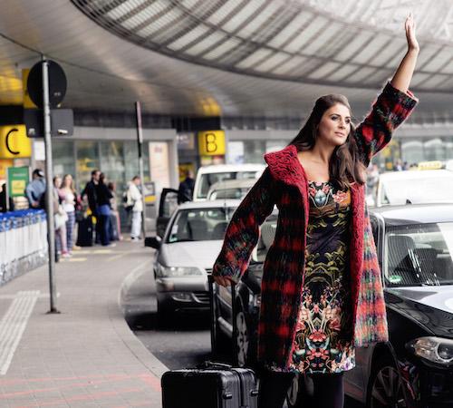 Doris Megger: die Kollektion für Herbst und Winter 2015/2016