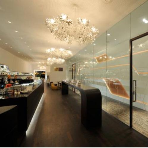 Frühstückscafe im Hotel ImperialArt