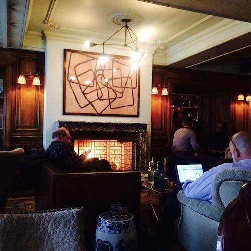 Hotellounge The Marlton