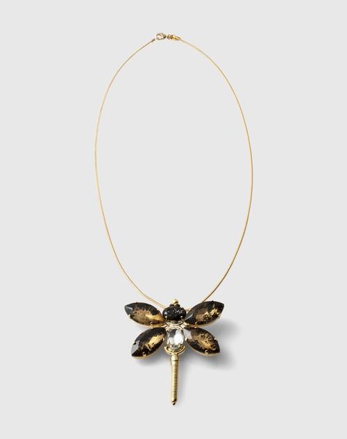 Halskette mit Libelle