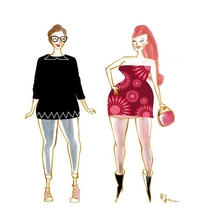 Texterella empfiehlt: die besten und inspirierendsten Plus Size Fashion Blog in Deutschland und international.