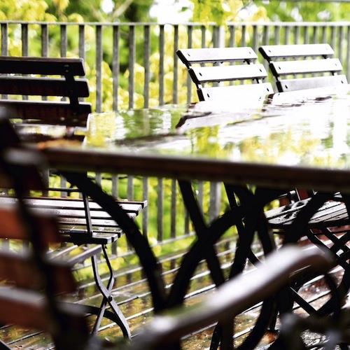 Regentage – perfekt zum Sinieren!