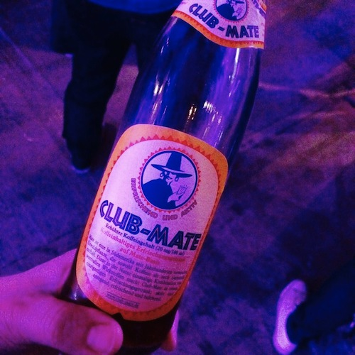 Club-Mate - typisch re:publica