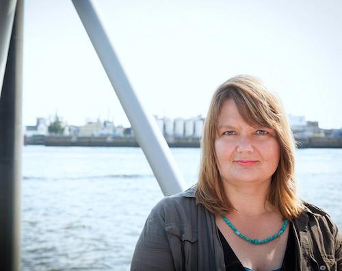 Silke R. Plagge, Journalistin und Redakteurin.