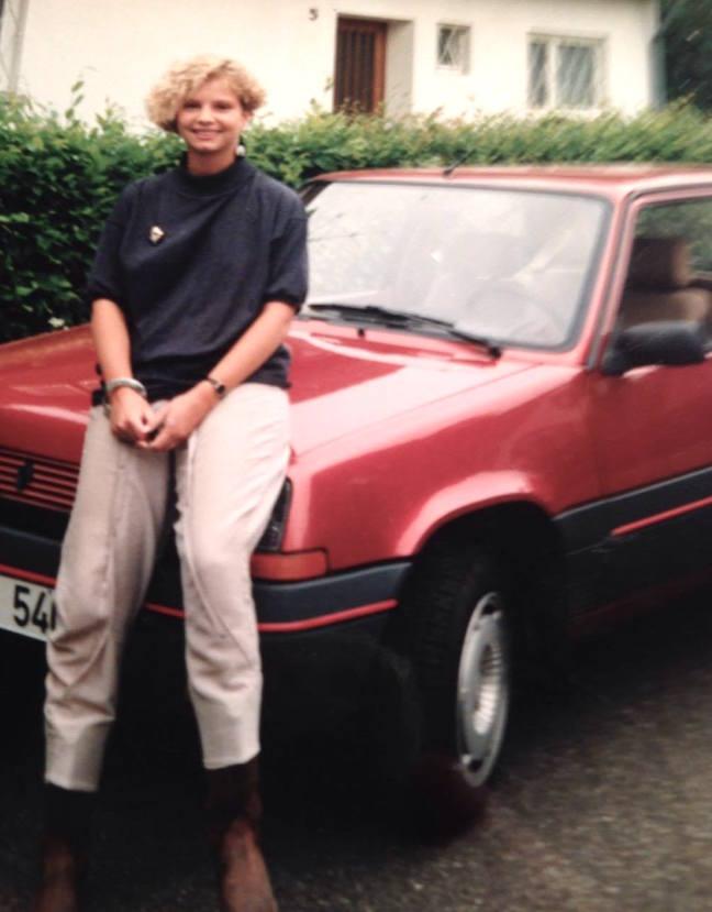 Verena Carl 1989